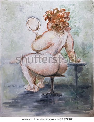 i just love this funny little painting