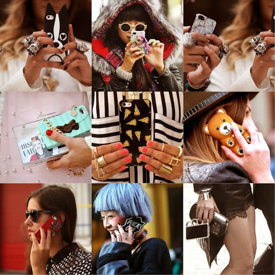 How to Chic: STYLISH IPHONE CASES