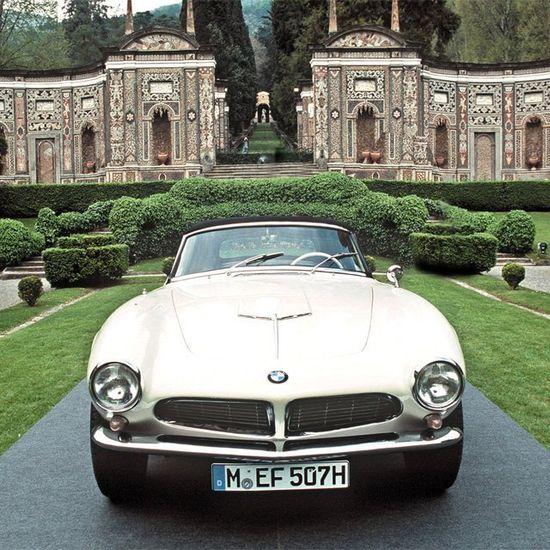 '58 BMW 507