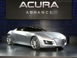 Acura 20 Years of Honda Luxury