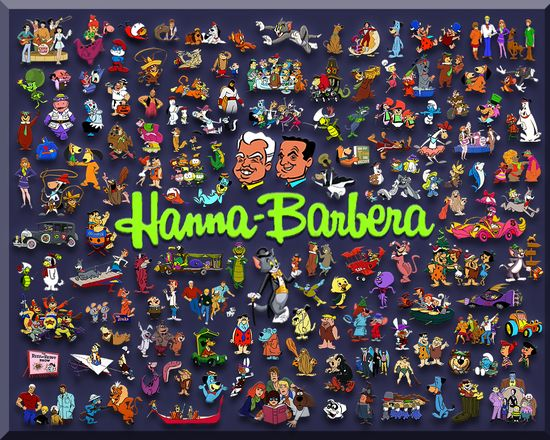 Hanna Barbera Cartoons
