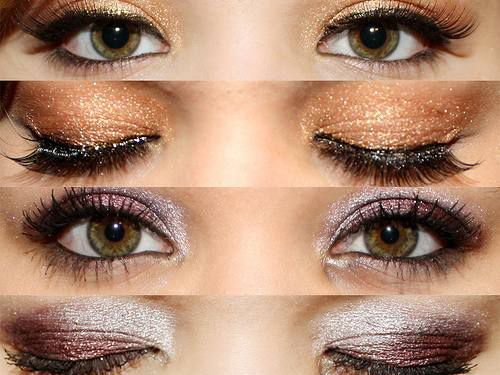 Eyeshadow.
