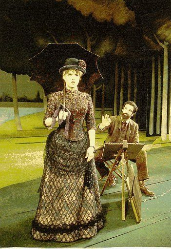Sunday in the Park With George - Bernadette Peters and Mandy Patinkin