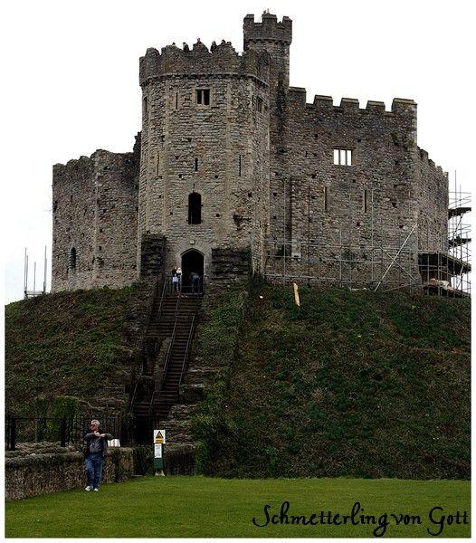 Cardiff Castle II Cardiff, Wales.