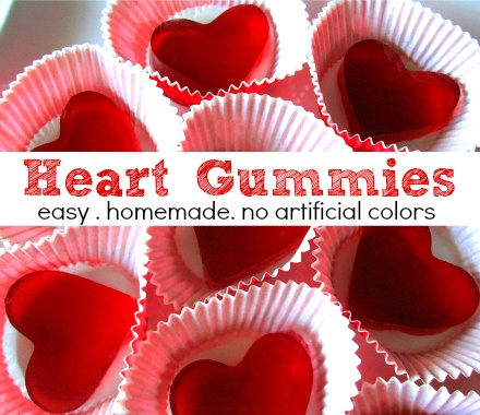 Tasty heart gummies with no red food color! #Schwans #Vday #ShareLove