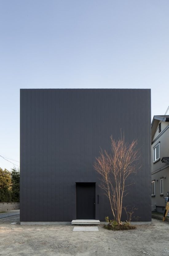 Ant-house / mA-style architects, Japan