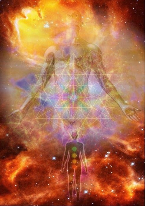By living life we have acquired the tools to connect to our true nature and grown in spiritual maturity. We have grown and can now express ourselves as beings with loving intention at our core.