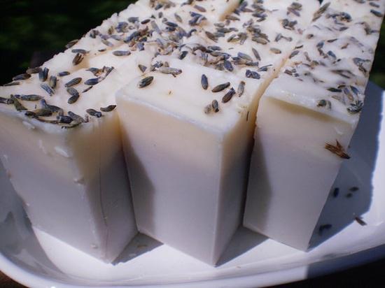Lavender Bouquet Cold Process Soap!