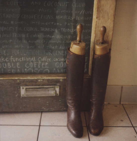 a good pair of boots is an absolute must