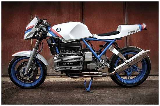 1984 BMW K100 - BSK SpeedWorks - Pipeburn - Purveyors of Classic Motorcycles, Cafe Racers & Custom motorbikes