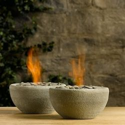 How to make these fire bowls, oil lamps, and other DIY winter warmth projects.
