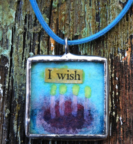 Wish necklace $15