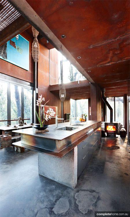 kitchen design _ Grand Designs
