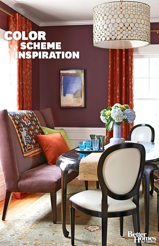 We have all the tips you need to help you choose the right color for your space. Get color scheme ideas: www.bhg.com/...