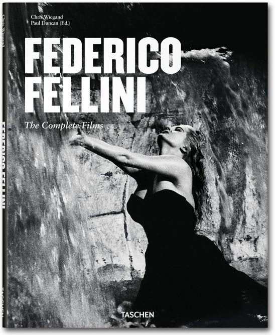 Federico Fellini. The Complete Films. TASCHEN Books (TASCHEN 25 Edition)