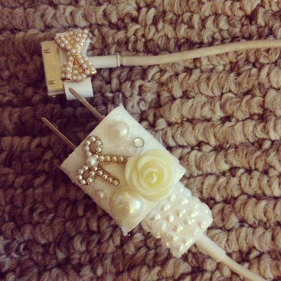 DIY decoden iPhone charger
