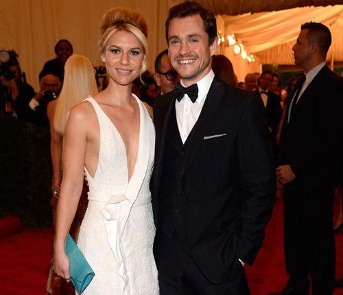 Claire Danes y Hugh Dancy #celebrities #couples #actors #famous
