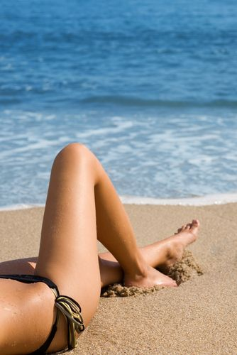 How to get Rid of Cellulite - the perfect pin to get ready for bathing suit weather! #healthyideas