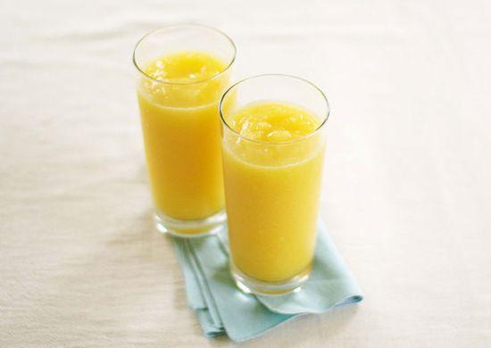 Mango and Passion Fruit Smoothie