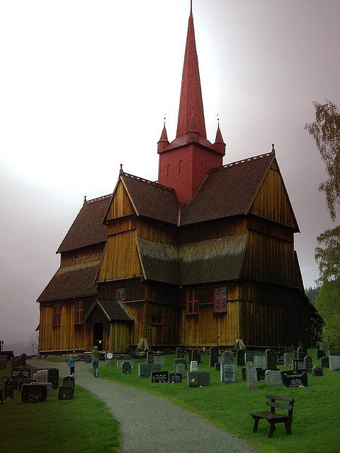 Norwegian Stove Church.
