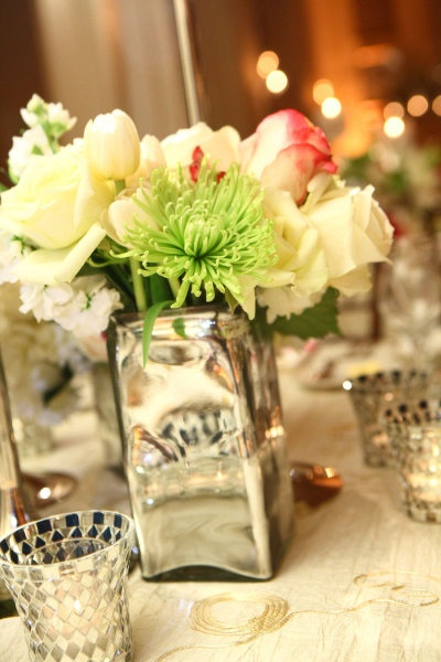 Love this vase! David Mielcarek Photography / Florals design by VIctoria Clausen of Romance of Flowers