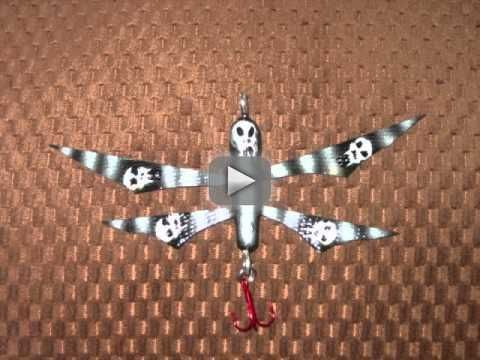 more handmade fishing lures -