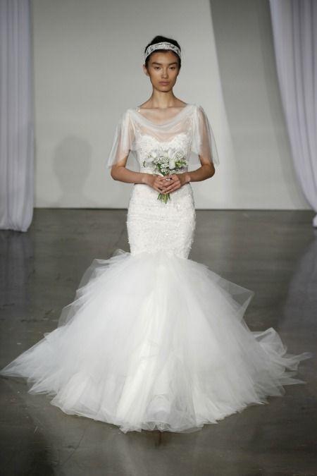 Marchesa Bridal Fall 2013's  new wedding dresses