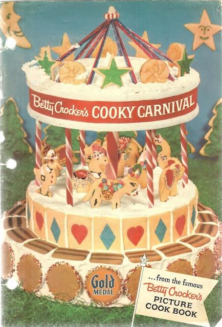 Betty Crocker's Cooky Carnival, 1957.