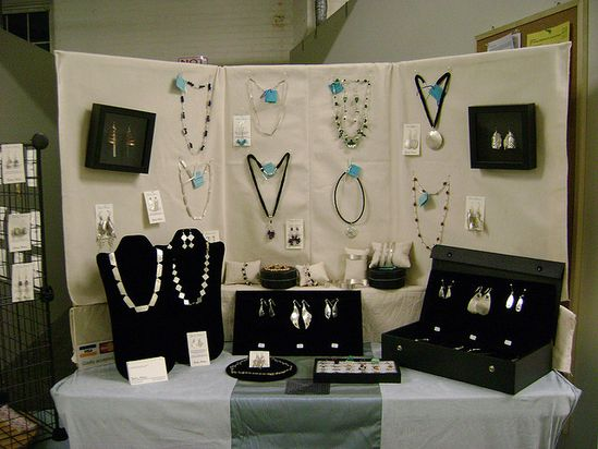 jewelry display booth - Google Search
