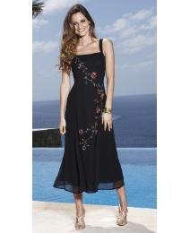 Joanna Hope Dress And Bolero, Length 50in