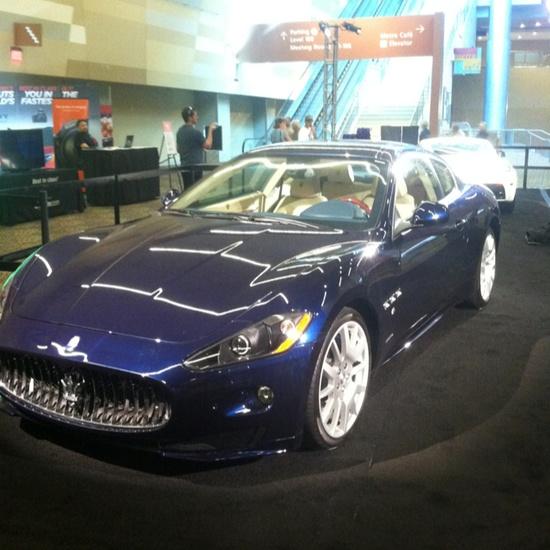Beautiful Maserati!