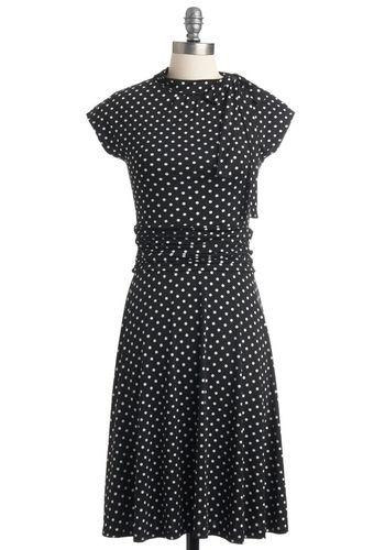 Dance Floor Date Dress, #ModCloth