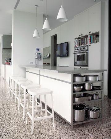 A Family Kitchen