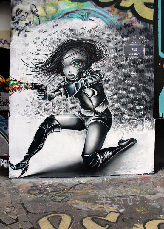 Vinie Graffiti. #street art #graffiti