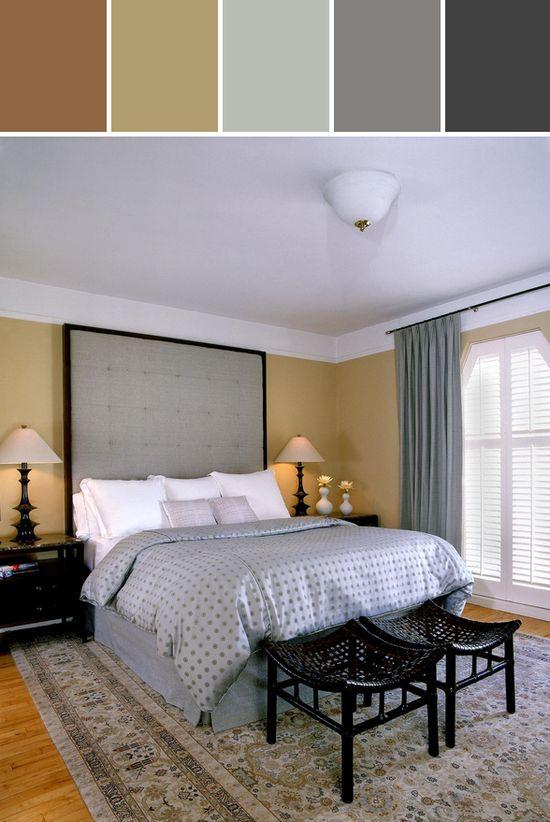 Bedroom Designed By Wayfair via Stylyze