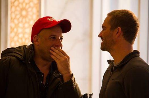 Vin Diesel Reacts to Paul Walker Death