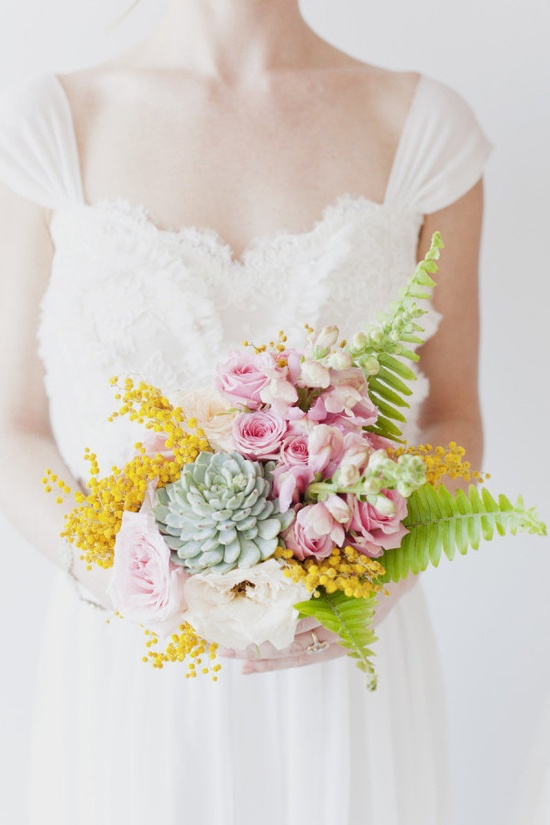 lovely bouquet ~Photo: vickystarz.com