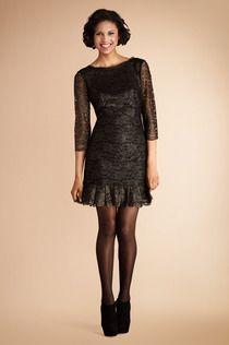 Perfect party dress! #DonnaMorgan