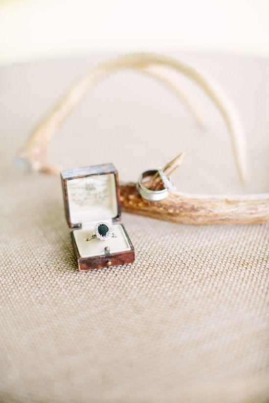 stunning sapphire family engagement ring