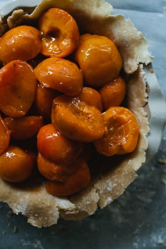 Apricot Pie // Not Without Salt