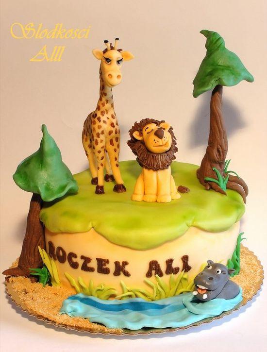 Safari Cake Recipe