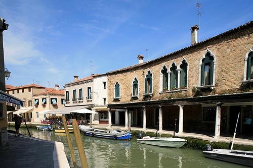 Venice, scenes from Murano