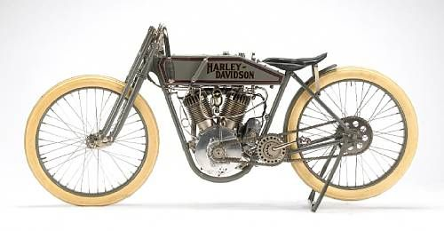 1915 Harley-Davidson Model 11K Boardtrack Racer