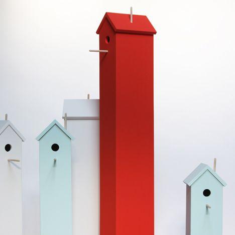 Birdhouses Attic
