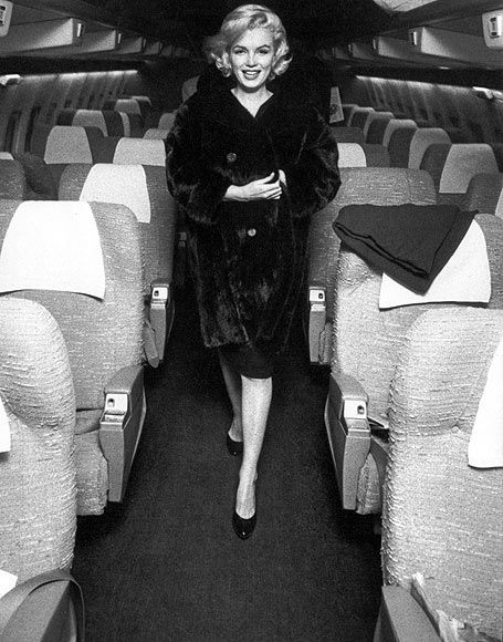 Marilyn Monroe....