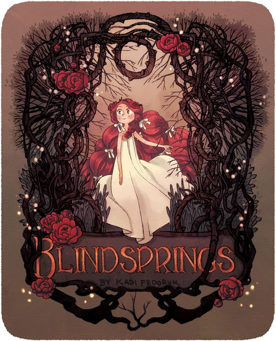 Blindsprings » Blindsprings Cover Book One