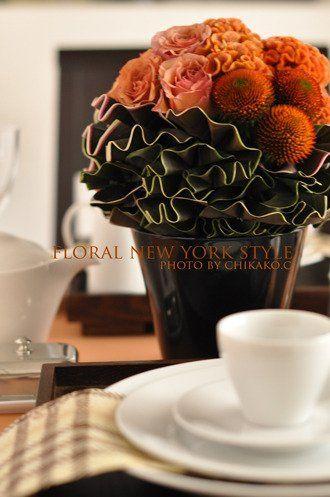Fresh Flower Arrangement #31 by FLORAL NEW YORK, via Flickr