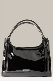 Burberry Patent Leather Shopper Tip - Click the pic for best buy.