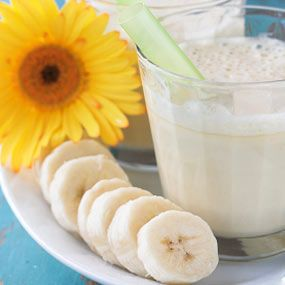 10 smoothie recipes - sub skim milk or yogurt for soy milk and silken tofu - yumm ! Can't wait to try these