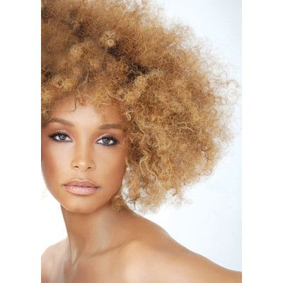 Colored fro